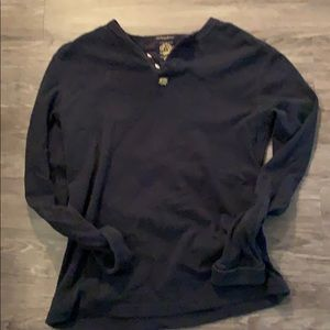 Superdry men's sweater size L.